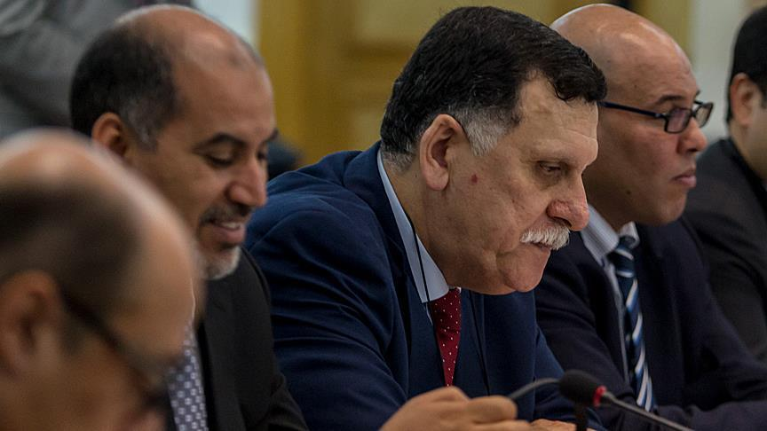 Fayez Mustafa al-Sarraj, Chairman of the Presidential Council of Libya and Prime Minister of the Government of National Accord of Libya