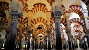 Great Mosque of Cordoba in southern Spain. AP Photo Manu Fernandez File Aug. 6 2009