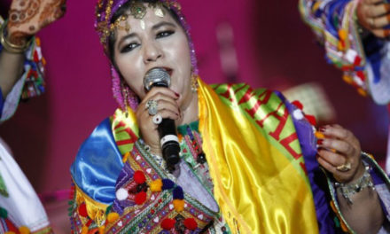 In Defense of an Amazigh Identity: Singer, Poet and Politician Fatima Tabaamrant
