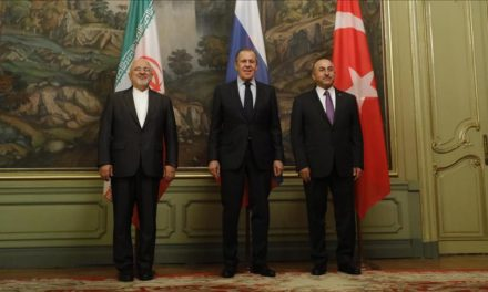 The Deepening Turkish, Russian and Iranian Alliance