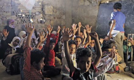 "Saudi-UAE Coalition ""Absolves"" Itself of War Crimes Against Yemen's Children"