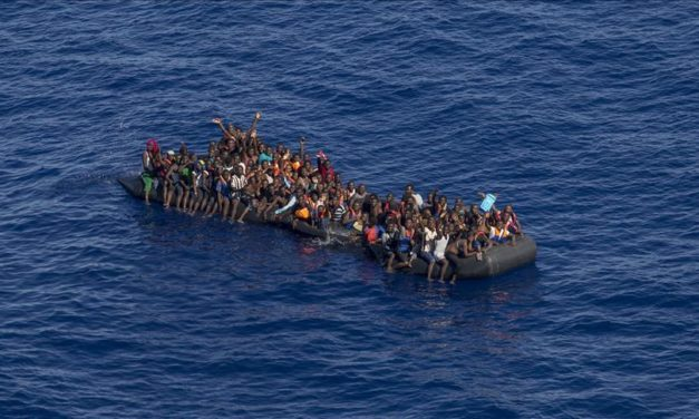 Italy Strives to Stem the Flow of Illegal Immigrants from Libya