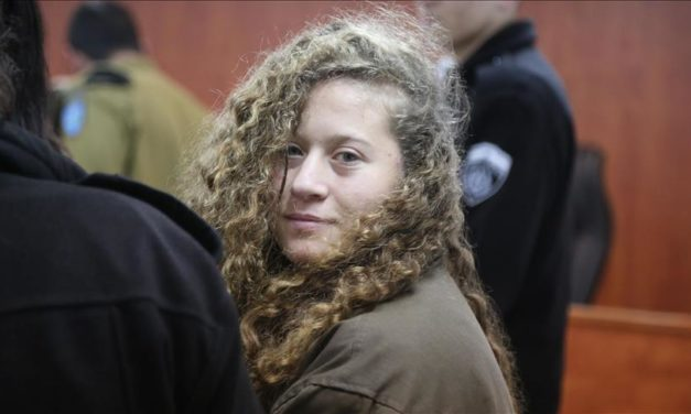 Palestinian Icon of Resistance Ahed Tamimi Released from Prison