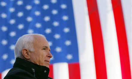 John McCain's Complicated Legacy in the Arab World
