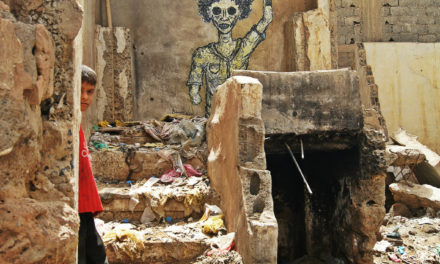 The Art of War: Using Art to Promote Peace in Yemen
