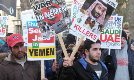 "UN Report Accuses Warring Factions in Yemen of ""War Crimes""; U.S. Continues Support for Saudi-Led Coalition as UNGA Poised to Meet"