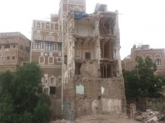 Yemeni Historical Sites Are Becoming Casualties of War