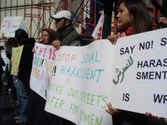 Struggles of Sexual harassment at workplace continues in Egypt!