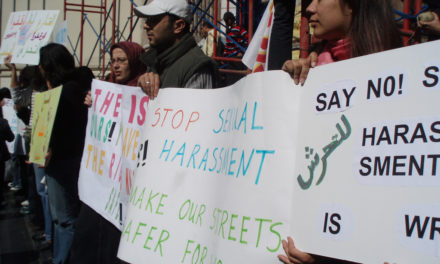 Struggles of Sexual Harassment at Workplace Continues in Egypt