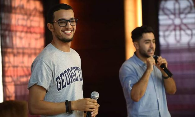 Young Libyan Activist Fights for Positive Change in his Country