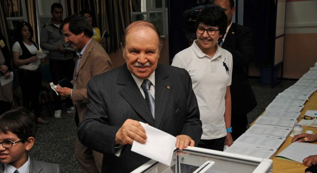 Algerian Presidential Election Abdelaziz Bouteflika To Run for Fifth Term