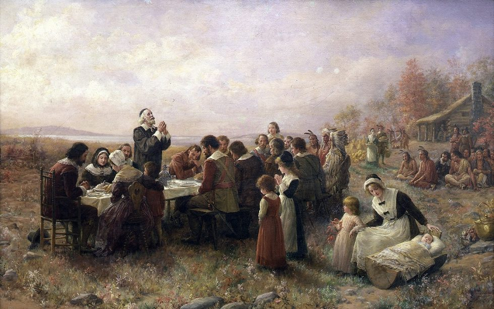 Giving Thanks with Food