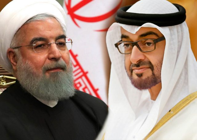 Going Through the Back Door Will UAE Sideline Renewed Iran Sanctions