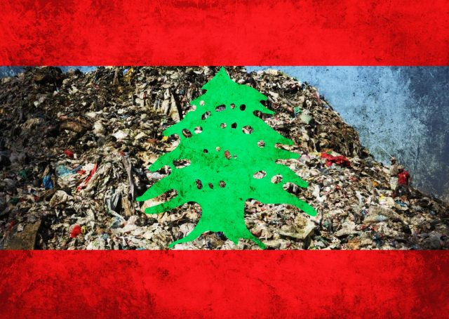 Lebanon's Mounting Garbage: A 21st Century Clean Up