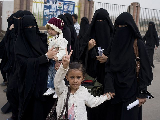 Unlikely Heroes Yemeni Women on a Mission to Find Their Men