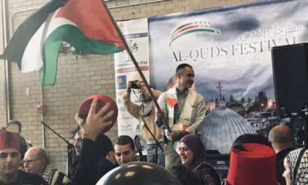 Virginia Community Welcomes Palestinian Al-Quds Festival