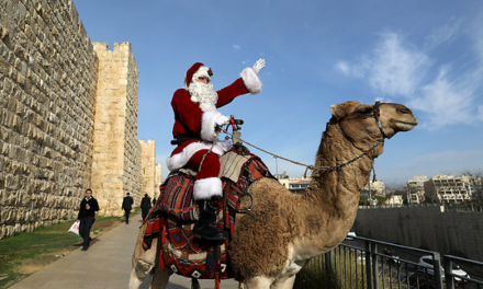 Celebrating Christmas Throughout the Middle East