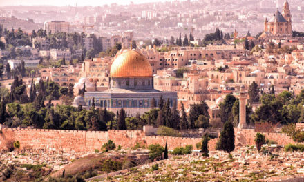 Australia's Recognition of West Jerusalem as Israel's Capital Sidelines Palestinians