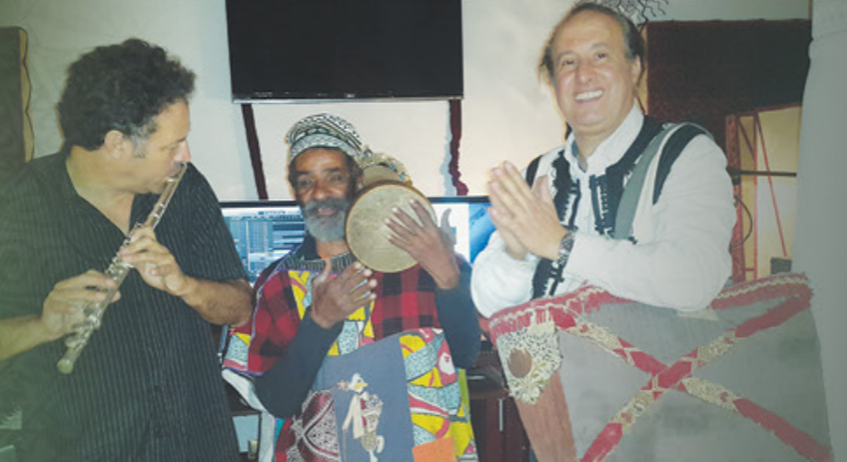 Moroccan Sufi Music Premieres on World Music Label