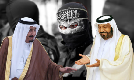 Saudi Arabia and UAE Finance Terrorism Through Money Transfers Under Guise of Charity