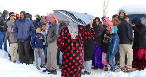 Severe Winter Weather in Syria and Lebanon Imperils Refugees.