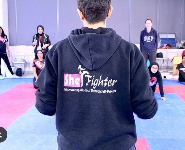 Tackling Gender-Based Violence in Jordan Using Self-Defense