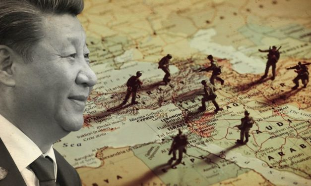 China's Rise in the Middle East