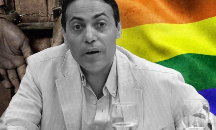 Egyptian TV Host Jailed for Interviewing Gay Man