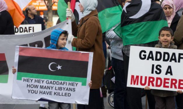 Eight Years On: Does Gaddafi's Son's Run for Election Mean the Libyan Revolution Failed?