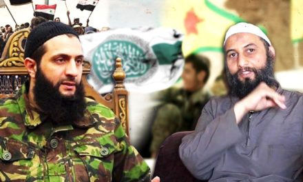 """Moderate"" Extremists in Syria's Idlib Threatened by Own Success?"