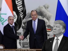 Trump's Syria Policy Pushes Iraq Closer to Russia