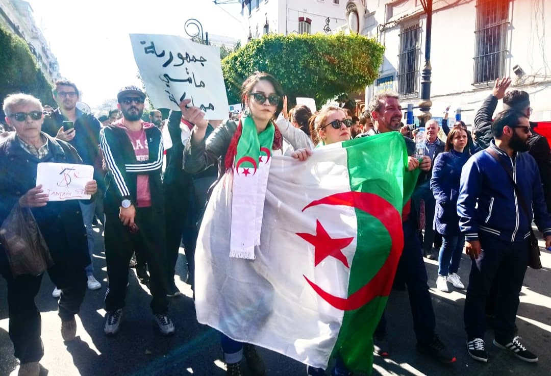 After Algeria's President Withdraws Re-election Bid, What Next
