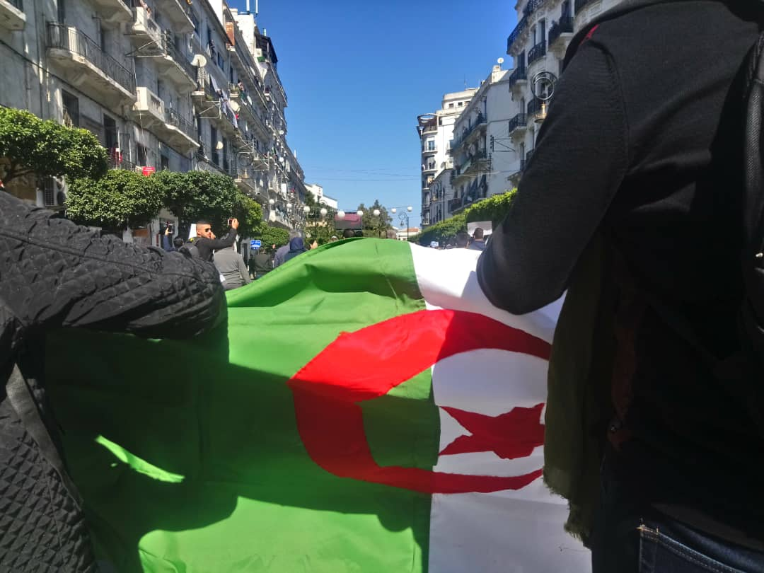 After Algeria's President Withdraws Re-election Bid, What Next.