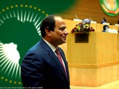 An Africa Divided Al-Sisi Assumes Chairmanship of the African Union