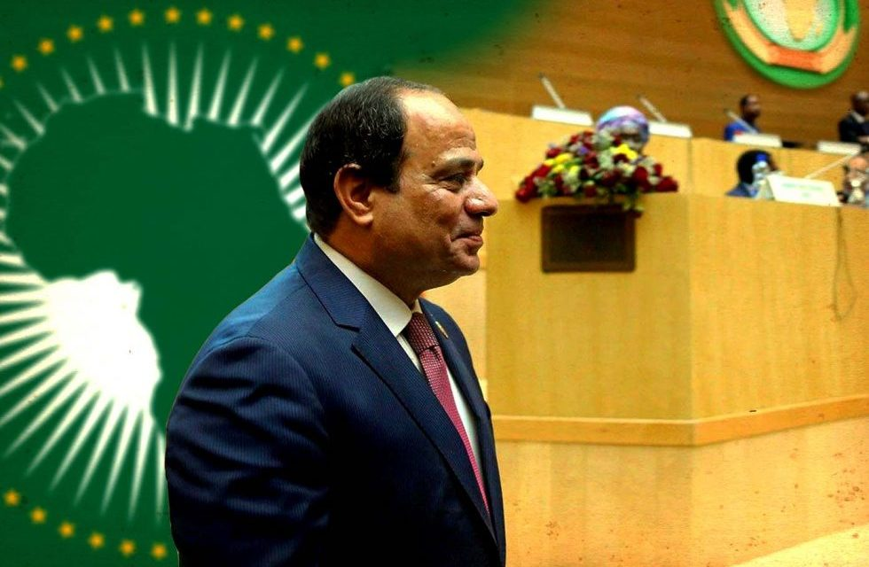An Africa Divided? Al-Sisi Assumes Chairmanship of the African Union