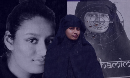 Baby of British Teenage ISIS Bride Dies Days After UK Government Revokes Her Citizenship
