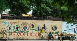 Cuba's Look to the Arab World