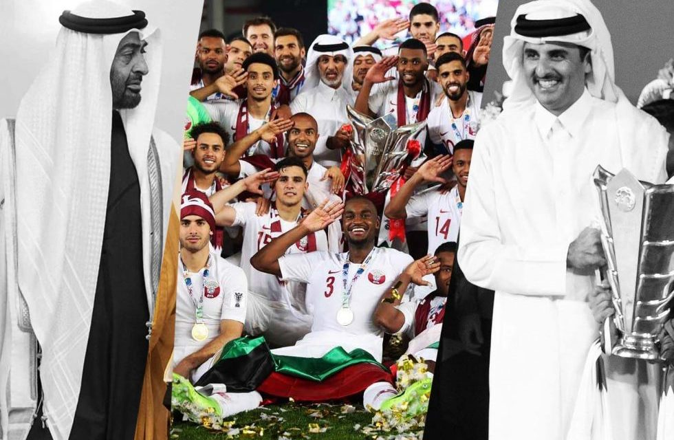 January's Asian Cup Semi-Final Soccer Match Further Inflamed UAE-Qatar Tensions