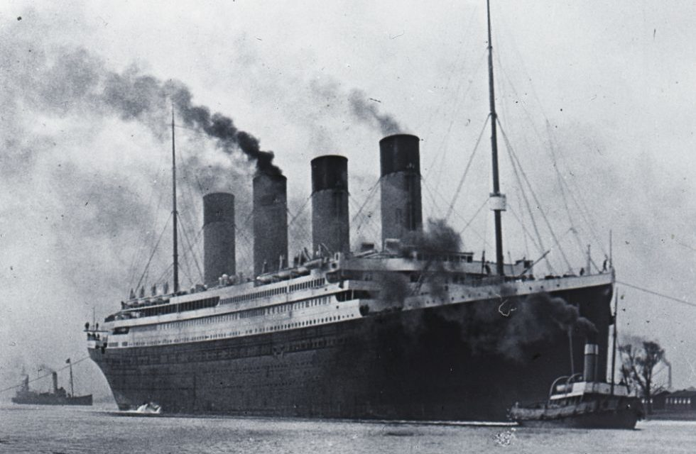 The Titanic My Grandfather S Unsinkable Memories