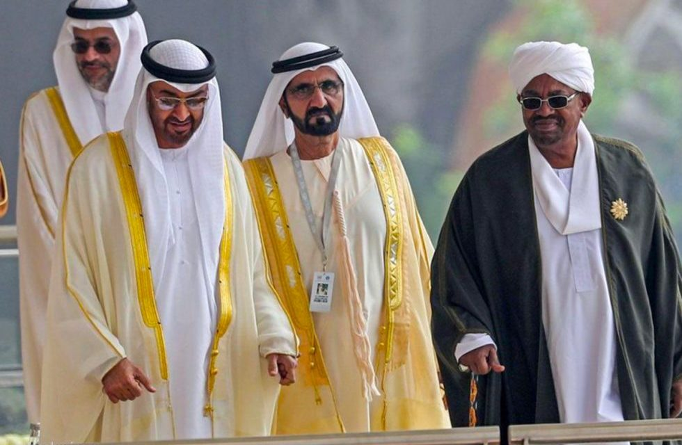 Abu Dhabi's Influential Hand in Libya and Sudan