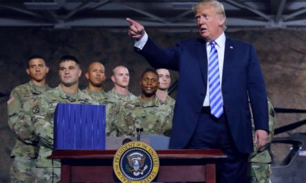 Why Donald Trump is Really Keeping US Troops in Syria