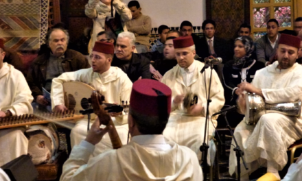 Echoes of an Iberian Past: Music Leads the Way in the Revival of Andalusian Culture in Morocco
