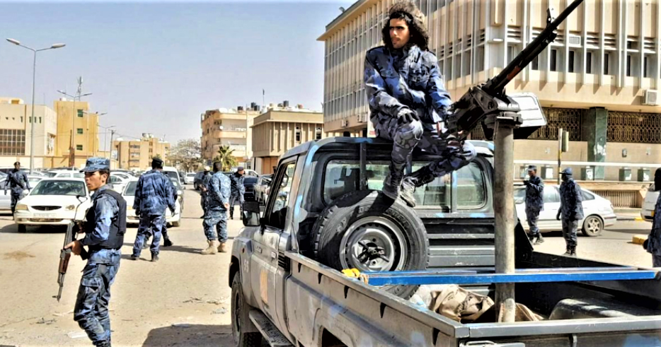 Saudi Arabia and UAE Fuel Conflict in Libya to End Protests in Algeria