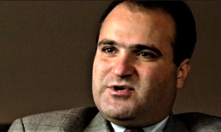 Who's Protecting George Nader? (Part III of III)