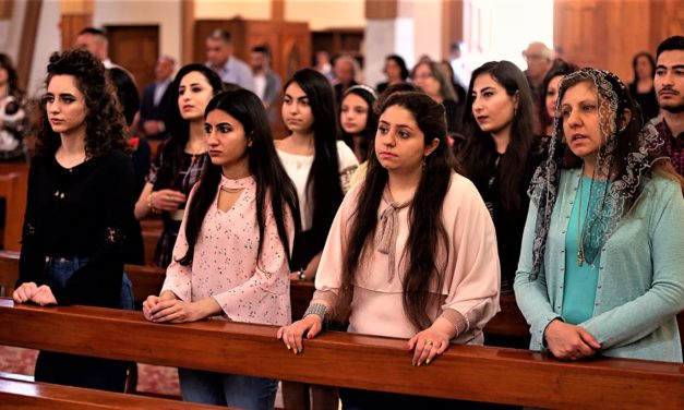 Iraqi Christians, Battered by Conflict, Torn from their Roots