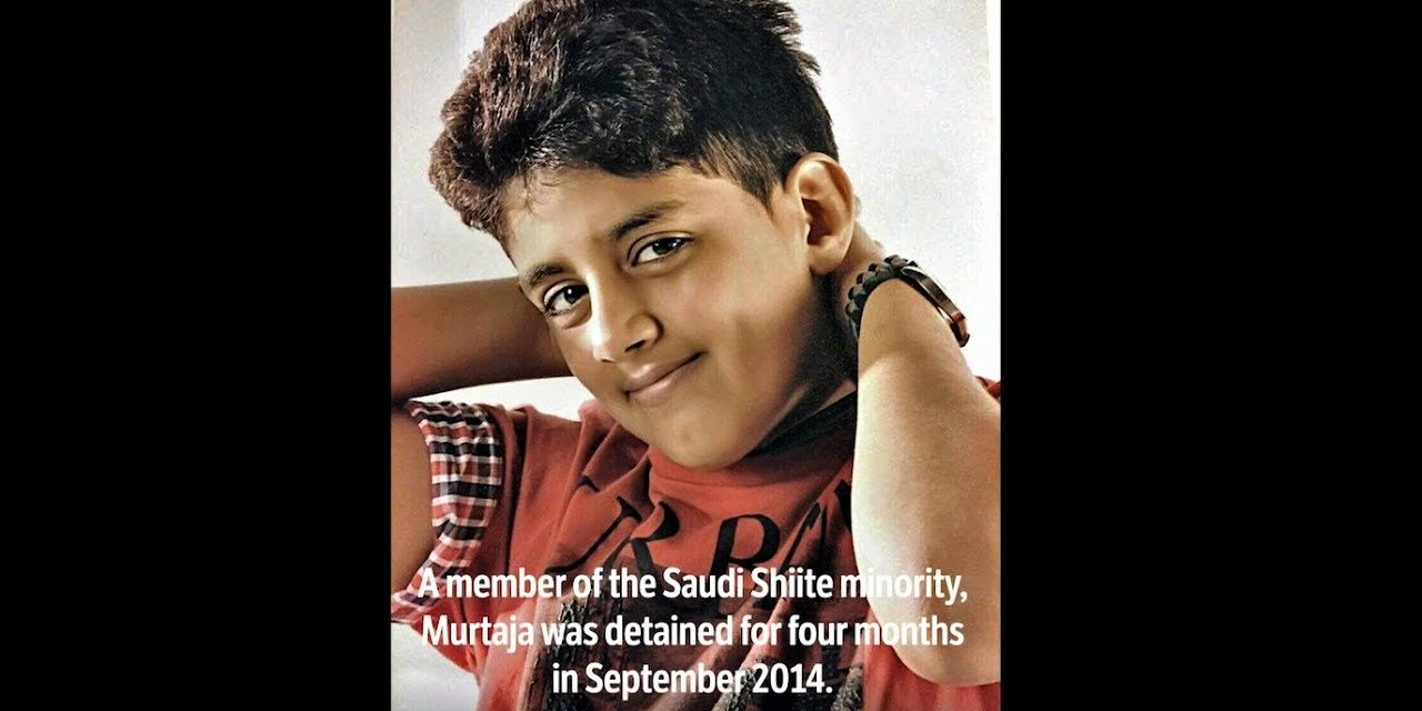 Life in the Kingdom of Death: Saudi Teenager Arrested at 13 Faces Death Penalty