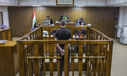 Iraq's Treatment of ISIS Suspects Calls for Fair Trials and International Accountability