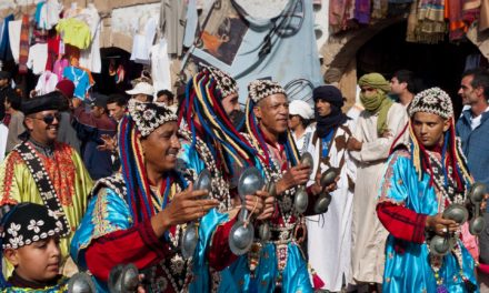 Essaouira's Gnaoua Festival Still Draws International Crowds after 22 Years