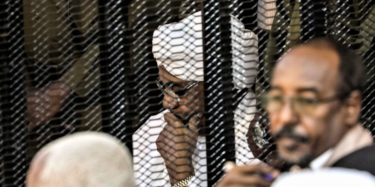 Confession or Blackmail? Interpreting Sudan's Jailed Ex-President's Strategy