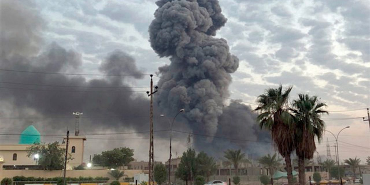 US Officials Confirm Israel Behind Airstrike in Iraq